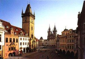 Помощь в получении образования в Чехии. Летние языковые курсы