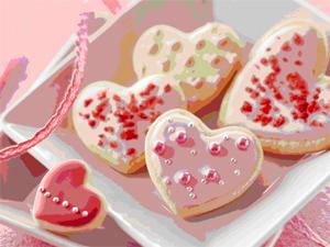 Акция ко Дню Святого Валентина «P. S. с любовью, Музей ИЗО»