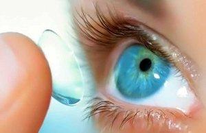 Подбор контактных линз в Туле