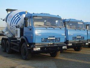 КАМАЗ бетономешалка Новокузнецк от 1200 рублей/час