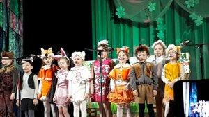 Городской фестиваль музыкально-театрализованных представлений «В гостях у сказки»