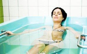Лечебные минеральные ванны в Вологде