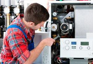 Профессиональный ремонт отопительных котлов