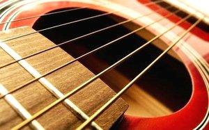 Выбор струн для гитары
