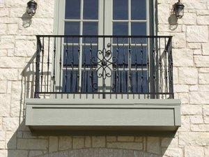 Услуги по установке французского балкона в Вологде