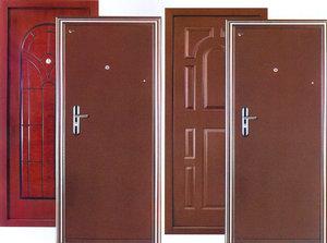 Купить металлическую дверь по доступной цене