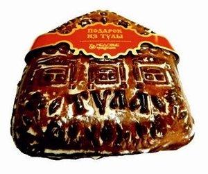 Тульский сувенир в Калуге