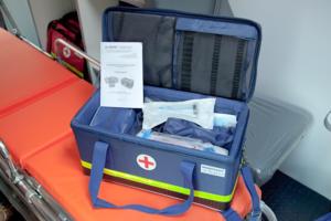 Транспортировка лежачего больного из города в город 8-800-550-81-03