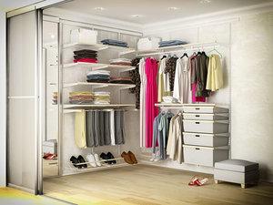 Изготовим гардеробные системы в короткие сроки. Обращайтесь!