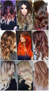 Самый модный тренд окрашивания волос – Колор балаяж