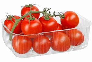 Купить пластиковую упаковку для помидоров