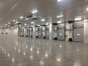 Холодильное оборудование для складов. Доступные цены, качественная техника!