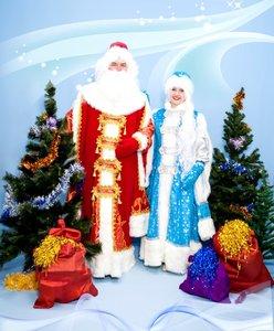 Заказ Деда Мороза на дом в Оренбурге/Вызов Деда Мороза для детей