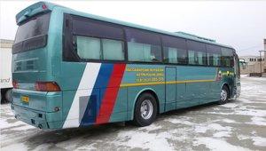 Заказать автобус для перевозки по межгороду