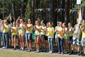 """Торопись! Попади нарок-фестиваль в лагере """"Искра""""в Вологодской области!"""