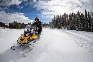 Новые снегоходы 2016