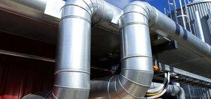 Промышленная вентиляция. Монтаж и обслуживание!