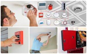 Услуги по техническому обслуживанию противопожарных систем в Орске