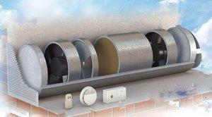 Приточные системы вентиляции