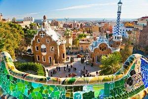 💃Испания 💃Три королевства из Барселоны. 💃✈Вылеты по субботам на 8дн/7н, рег. рейс от 47 000 руб Туры в Испанию из Красноярска через Москву!
