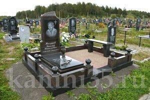 Установка оград на могилы