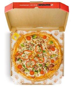 Пицца на любой вкус!