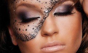 Приглашаем на обучение визажу! Школа макияжа