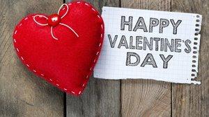 Поздравляем с Днем Святого Валентина!
