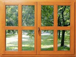 Деревянные окна от производителя в Вологде