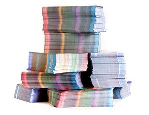 Печать листовок в Вологде