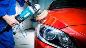 Качественная полировка кузова автомобиля в Оренбурге