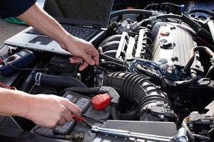 Ремонт систем двигателя на современном оборудовании