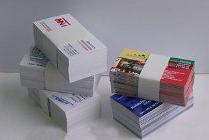 Печать и изготовление визиток в Орске