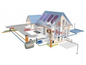Монтаж системы водоснабжения и водоотведения в частном доме