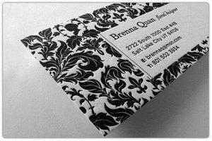Изготовление и печать визиток в Красноярске