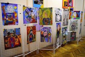 Выставки детских рисунков. Мы поможем с организацией!
