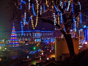 Сделаем праздник ярче: новогодние гирлянды и светодиодный декор от салона «Световод»
