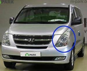 Фара левая Hyundai Grand Starex