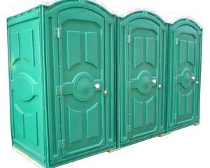 Продажа и обслуживание туалетных кабинок в Вологде