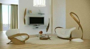Стильная мебель арт-деко - всегда актуальный дизайн!
