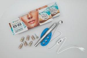 BB-glow: обучение, процедура, линейка препаратов, машинка Dermapen My-M и т. д.