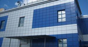 Вентилируемые фасады в Вологде