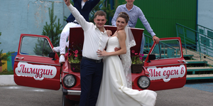 Тамада на свадьбу – хорошая примета в Новокузнецке