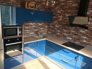 Кухня на заказ по выгодной цене от Geos мебель