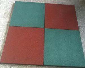 Резиновая плитка 500 х 500, толщина  16мм , со скидкой до 15%