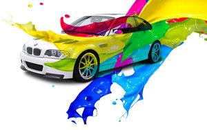 В наличии автокраски в разнообразной цветовой гамме