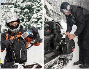 Аксессуары для снегоходов и GPS