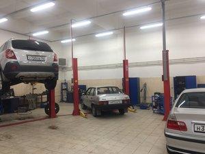 Ремонт подвески автомобиля в Орске