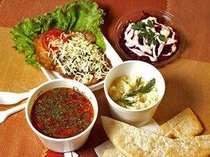 Доставка обедов в Череповце
