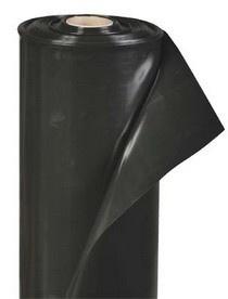 Пленка для силоса и сенажа шириной 12 м, черная
